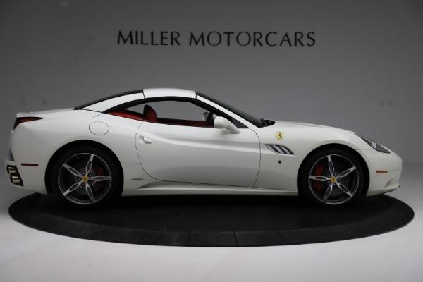 Used 2014 Ferrari California 30 for sale Sold at Aston Martin of Greenwich in Greenwich CT 06830 15