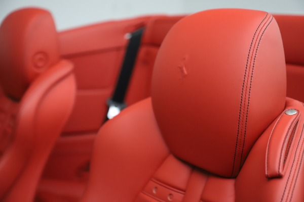 Used 2014 Ferrari California 30 for sale Sold at Aston Martin of Greenwich in Greenwich CT 06830 23