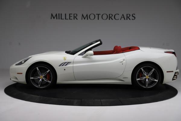 Used 2014 Ferrari California 30 for sale Sold at Aston Martin of Greenwich in Greenwich CT 06830 3