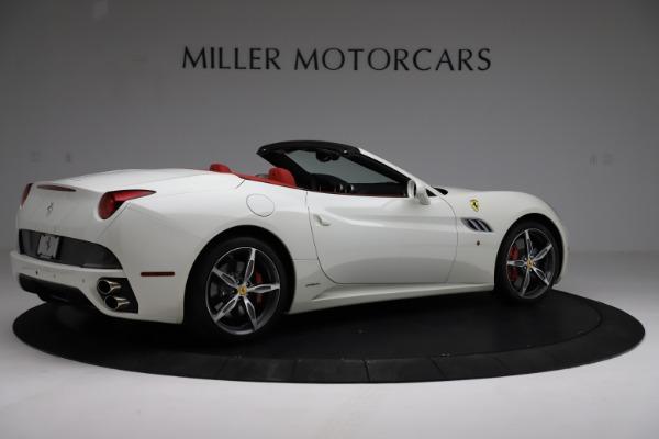 Used 2014 Ferrari California 30 for sale Sold at Aston Martin of Greenwich in Greenwich CT 06830 8