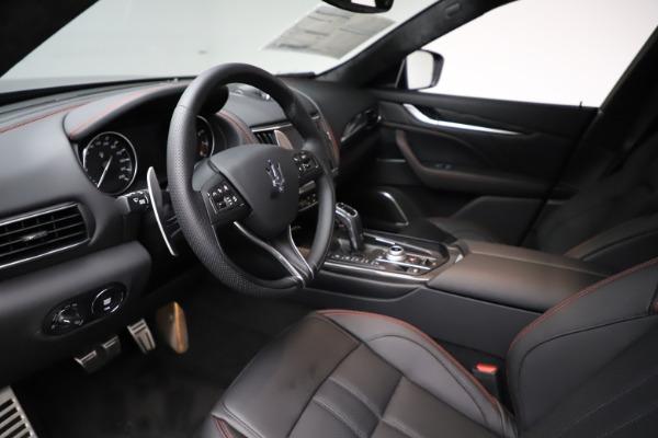 New 2021 Maserati Levante GTS for sale $135,485 at Aston Martin of Greenwich in Greenwich CT 06830 14