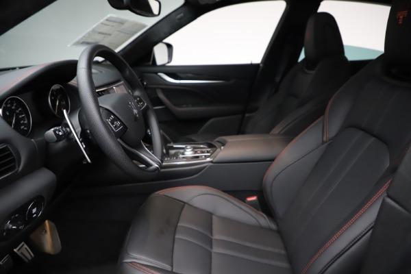 New 2021 Maserati Levante GTS for sale $135,485 at Aston Martin of Greenwich in Greenwich CT 06830 15