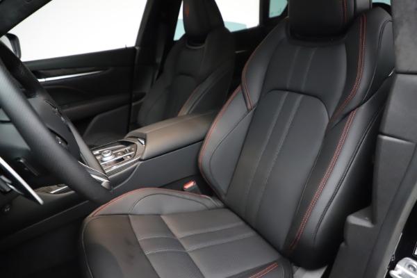 New 2021 Maserati Levante GTS for sale $135,485 at Aston Martin of Greenwich in Greenwich CT 06830 16