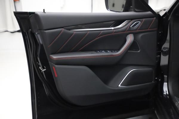 New 2021 Maserati Levante GTS for sale $135,485 at Aston Martin of Greenwich in Greenwich CT 06830 18