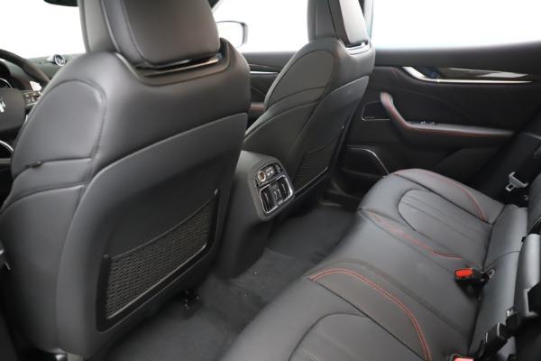 New 2021 Maserati Levante GTS for sale $135,485 at Aston Martin of Greenwich in Greenwich CT 06830 20