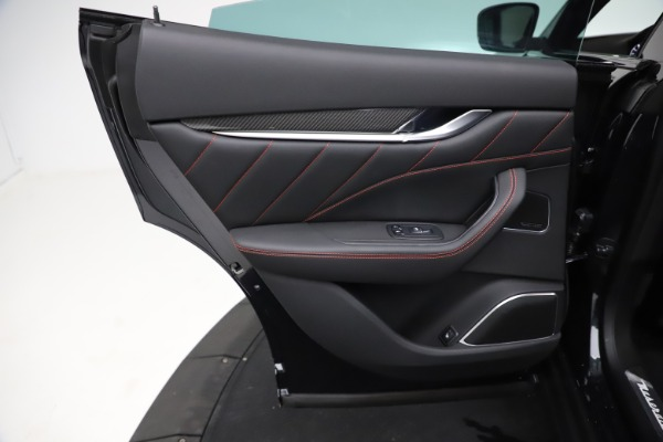 New 2021 Maserati Levante GTS for sale $135,485 at Aston Martin of Greenwich in Greenwich CT 06830 21