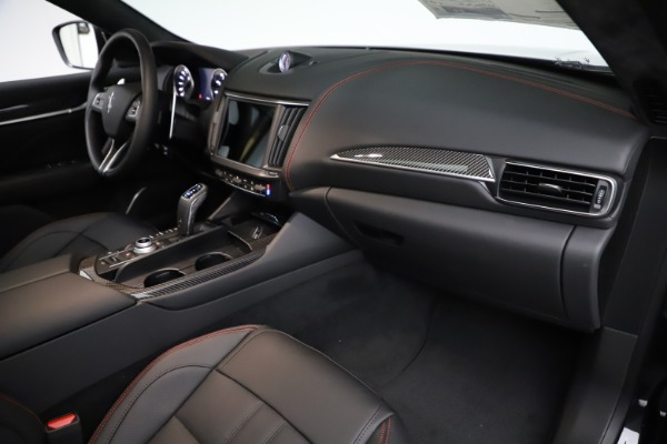 New 2021 Maserati Levante GTS for sale $135,485 at Aston Martin of Greenwich in Greenwich CT 06830 22
