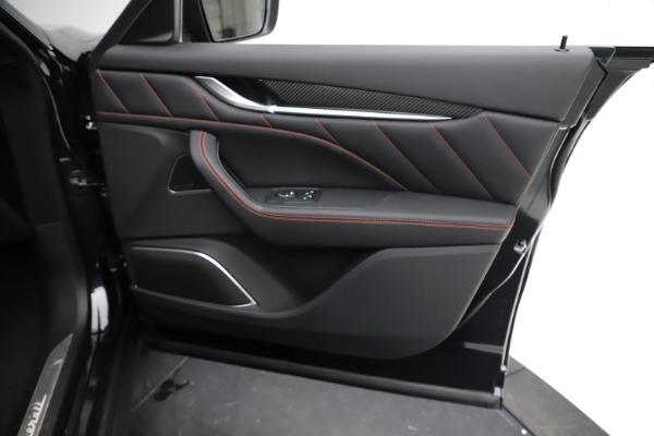 New 2021 Maserati Levante GTS for sale $135,485 at Aston Martin of Greenwich in Greenwich CT 06830 23