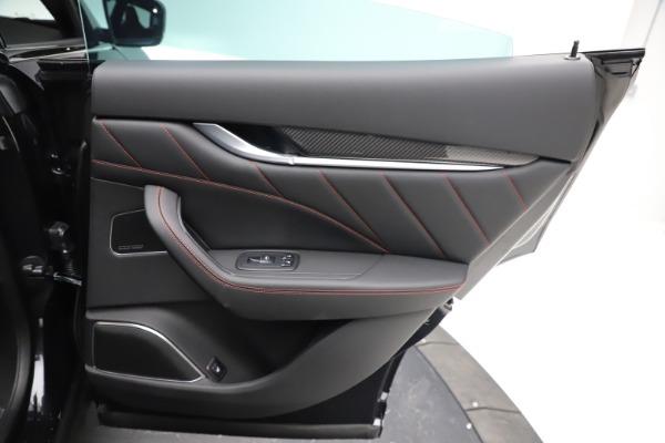 New 2021 Maserati Levante GTS for sale $135,485 at Aston Martin of Greenwich in Greenwich CT 06830 25