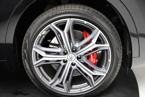 New 2021 Maserati Levante GTS for sale $135,485 at Aston Martin of Greenwich in Greenwich CT 06830 28