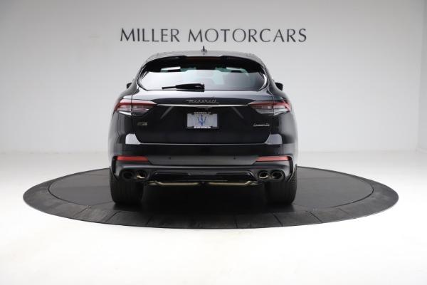 New 2021 Maserati Levante GTS for sale $135,485 at Aston Martin of Greenwich in Greenwich CT 06830 7