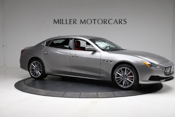 New 2021 Maserati Quattroporte S Q4 GranLusso for sale $122,435 at Aston Martin of Greenwich in Greenwich CT 06830 10