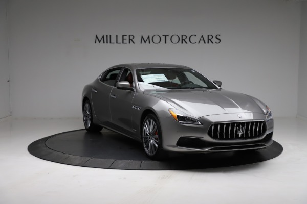 New 2021 Maserati Quattroporte S Q4 GranLusso for sale $122,435 at Aston Martin of Greenwich in Greenwich CT 06830 11