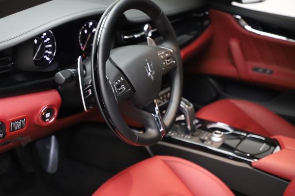New 2021 Maserati Quattroporte S Q4 GranLusso for sale $122,435 at Aston Martin of Greenwich in Greenwich CT 06830 13
