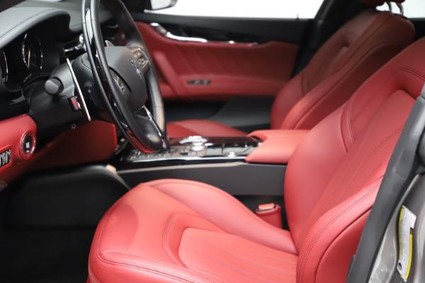 New 2021 Maserati Quattroporte S Q4 GranLusso for sale $122,435 at Aston Martin of Greenwich in Greenwich CT 06830 15