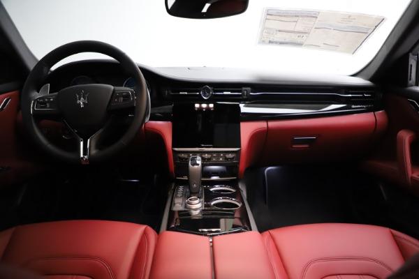 New 2021 Maserati Quattroporte S Q4 GranLusso for sale $122,435 at Aston Martin of Greenwich in Greenwich CT 06830 16