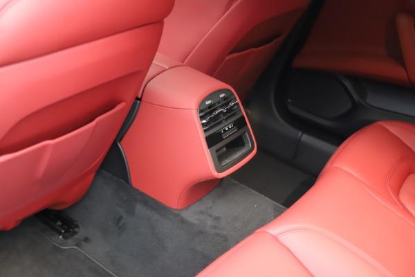 New 2021 Maserati Quattroporte S Q4 GranLusso for sale $122,435 at Aston Martin of Greenwich in Greenwich CT 06830 19