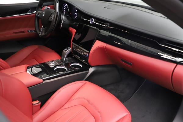 New 2021 Maserati Quattroporte S Q4 GranLusso for sale $122,435 at Aston Martin of Greenwich in Greenwich CT 06830 22