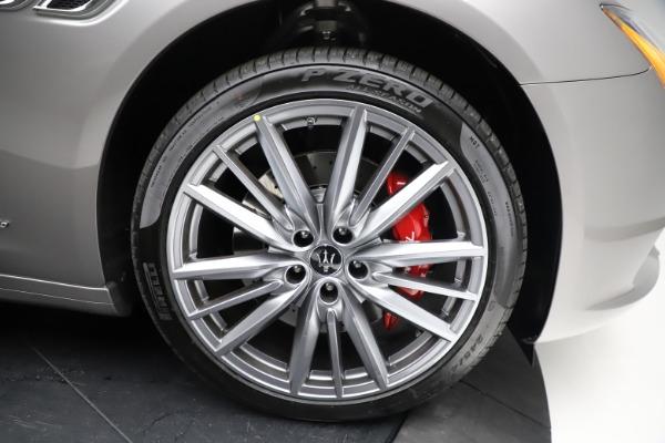 New 2021 Maserati Quattroporte S Q4 GranLusso for sale $122,435 at Aston Martin of Greenwich in Greenwich CT 06830 26