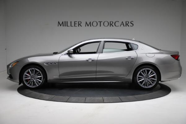 New 2021 Maserati Quattroporte S Q4 GranLusso for sale $122,435 at Aston Martin of Greenwich in Greenwich CT 06830 3