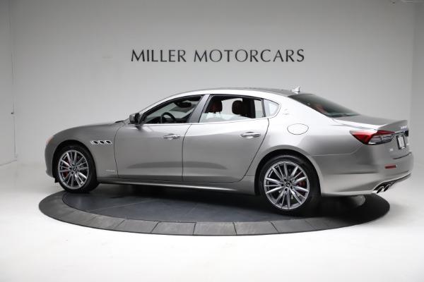 New 2021 Maserati Quattroporte S Q4 GranLusso for sale $122,435 at Aston Martin of Greenwich in Greenwich CT 06830 4