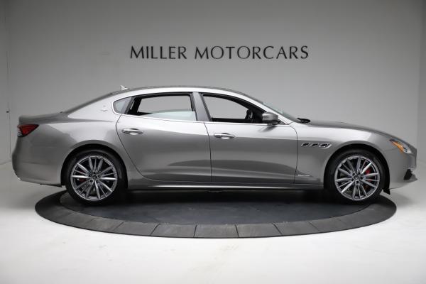 New 2021 Maserati Quattroporte S Q4 GranLusso for sale $122,435 at Aston Martin of Greenwich in Greenwich CT 06830 9