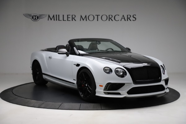 Used 2018 Bentley Continental GT Supersports for sale $209,900 at Aston Martin of Greenwich in Greenwich CT 06830 11