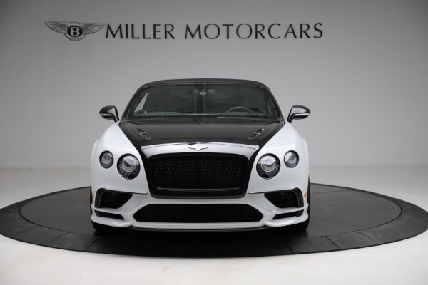 Used 2018 Bentley Continental GT Supersports for sale $209,900 at Aston Martin of Greenwich in Greenwich CT 06830 12
