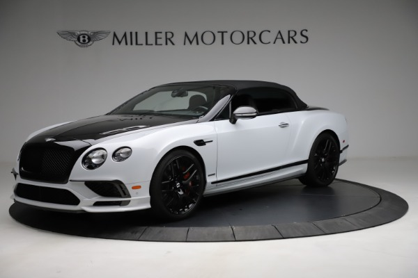 Used 2018 Bentley Continental GT Supersports for sale $209,900 at Aston Martin of Greenwich in Greenwich CT 06830 13