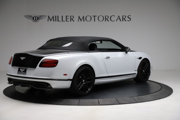 Used 2018 Bentley Continental GT Supersports for sale $209,900 at Aston Martin of Greenwich in Greenwich CT 06830 16