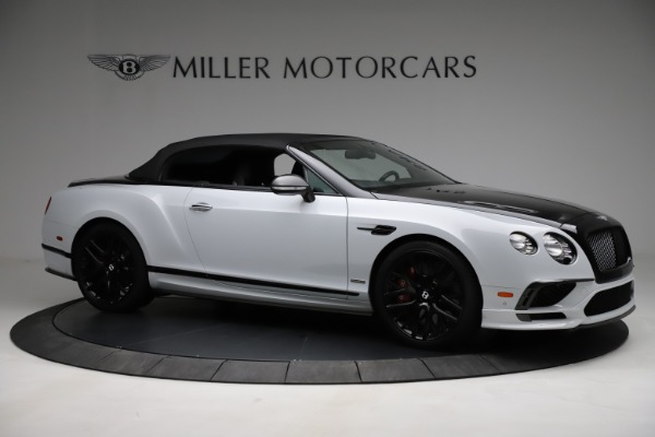 Used 2018 Bentley Continental GT Supersports for sale $209,900 at Aston Martin of Greenwich in Greenwich CT 06830 17