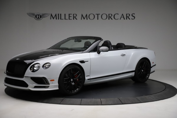 Used 2018 Bentley Continental GT Supersports for sale $209,900 at Aston Martin of Greenwich in Greenwich CT 06830 2