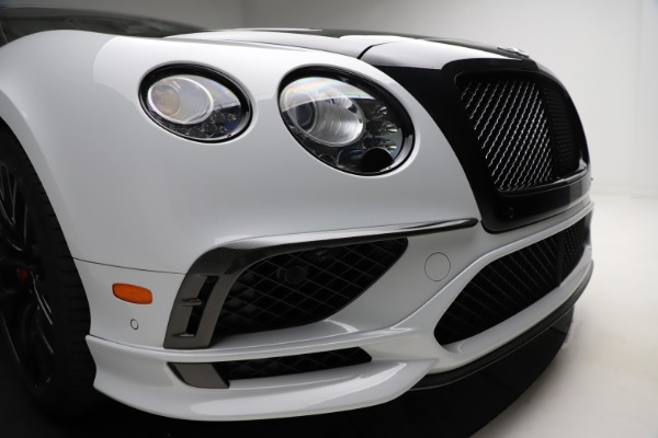 Used 2018 Bentley Continental GT Supersports for sale $209,900 at Aston Martin of Greenwich in Greenwich CT 06830 21