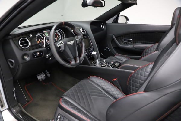 Used 2018 Bentley Continental GT Supersports for sale $209,900 at Aston Martin of Greenwich in Greenwich CT 06830 24