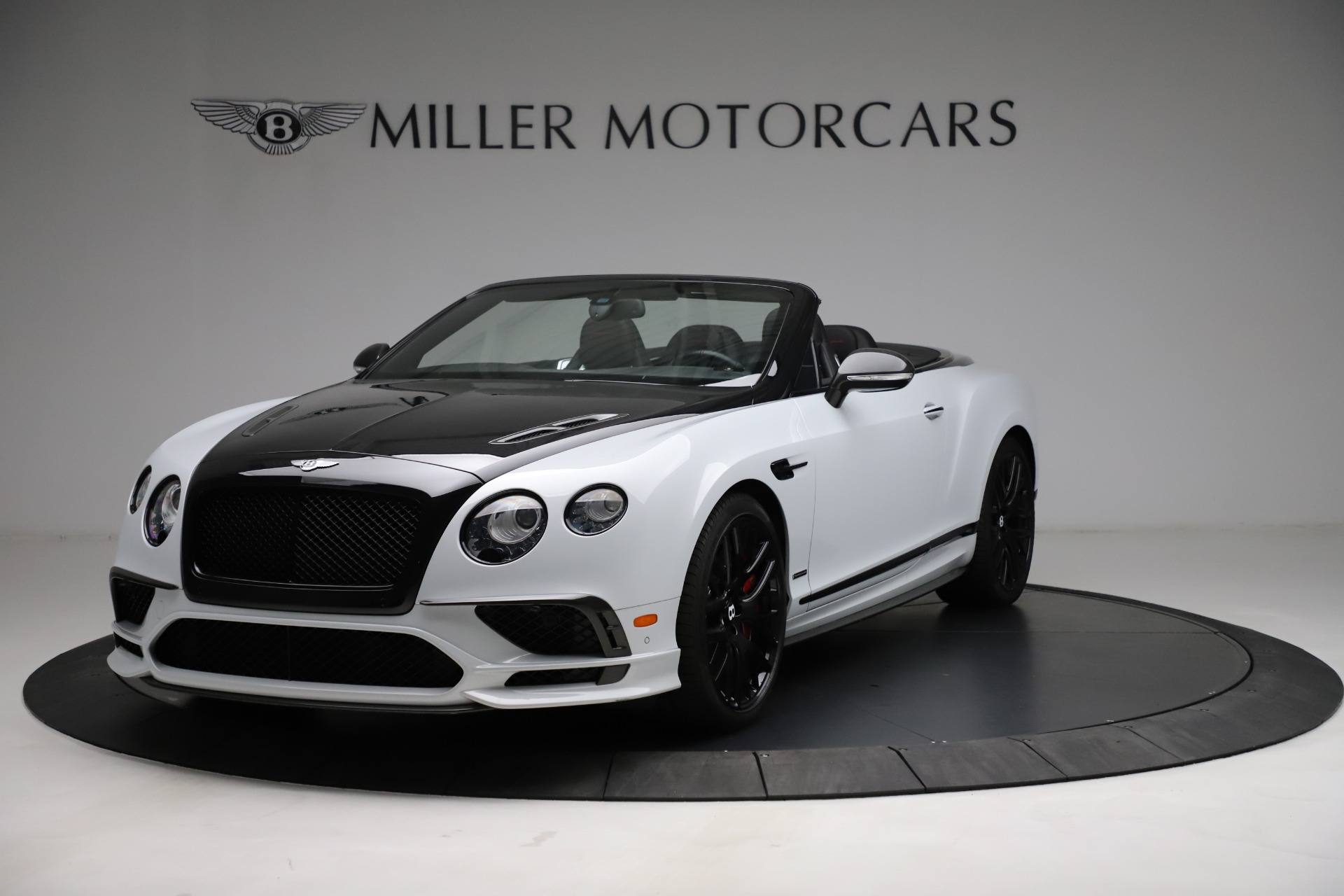 Used 2018 Bentley Continental GT Supersports for sale $209,900 at Aston Martin of Greenwich in Greenwich CT 06830 1