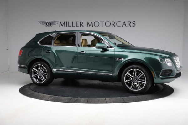 Used 2018 Bentley Bentayga W12 Signature for sale $159,900 at Aston Martin of Greenwich in Greenwich CT 06830 10