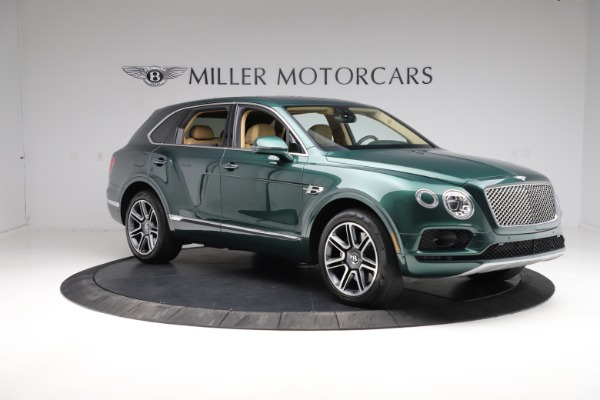 Used 2018 Bentley Bentayga W12 Signature for sale $159,900 at Aston Martin of Greenwich in Greenwich CT 06830 11