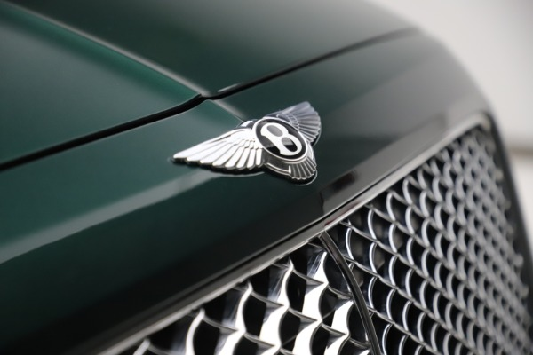 Used 2018 Bentley Bentayga W12 Signature for sale $159,900 at Aston Martin of Greenwich in Greenwich CT 06830 13