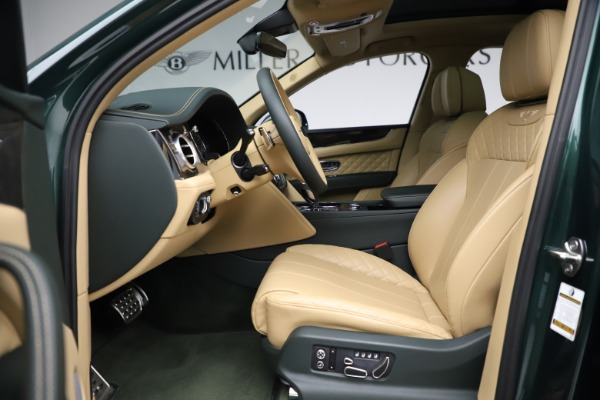 Used 2018 Bentley Bentayga W12 Signature for sale $159,900 at Aston Martin of Greenwich in Greenwich CT 06830 17