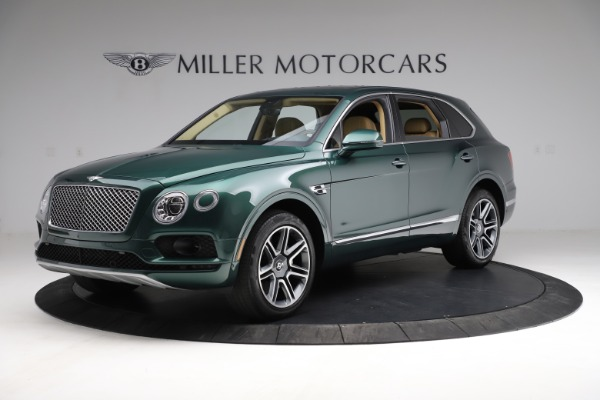 Used 2018 Bentley Bentayga W12 Signature for sale $159,900 at Aston Martin of Greenwich in Greenwich CT 06830 2