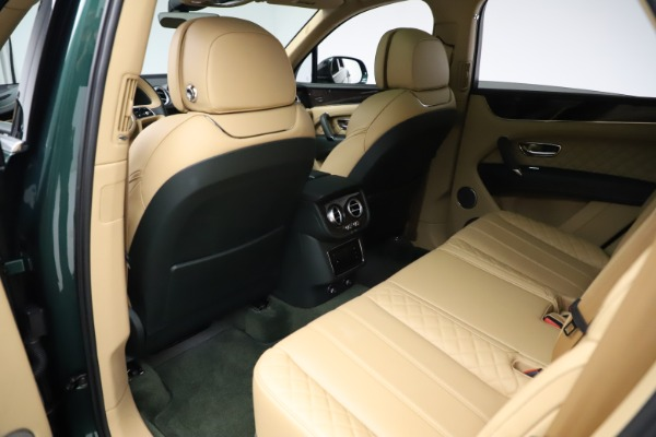 Used 2018 Bentley Bentayga W12 Signature for sale $159,900 at Aston Martin of Greenwich in Greenwich CT 06830 20