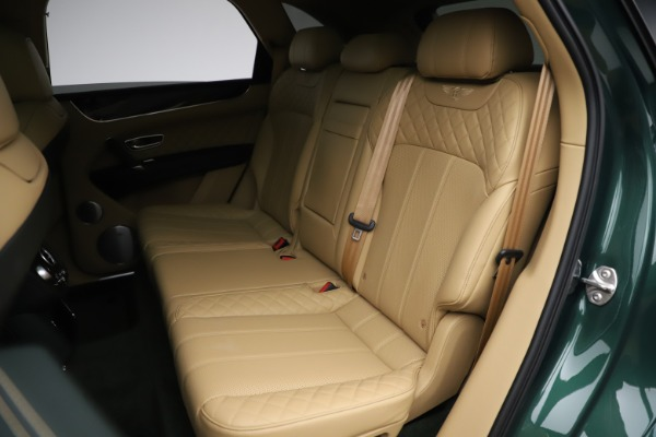 Used 2018 Bentley Bentayga W12 Signature for sale $159,900 at Aston Martin of Greenwich in Greenwich CT 06830 22