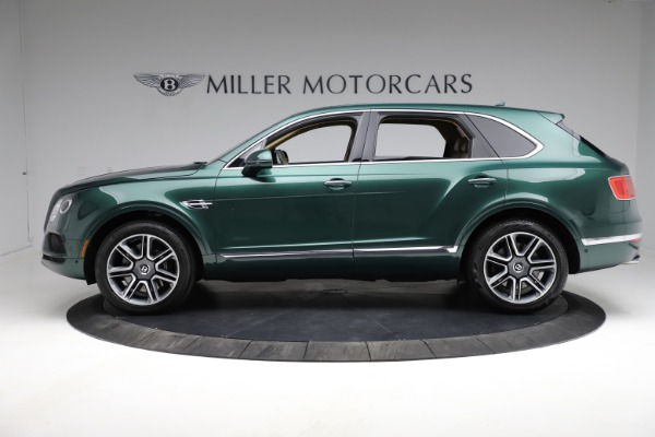 Used 2018 Bentley Bentayga W12 Signature for sale $159,900 at Aston Martin of Greenwich in Greenwich CT 06830 3