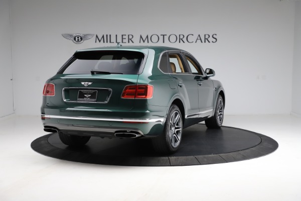 Used 2018 Bentley Bentayga W12 Signature for sale $159,900 at Aston Martin of Greenwich in Greenwich CT 06830 7
