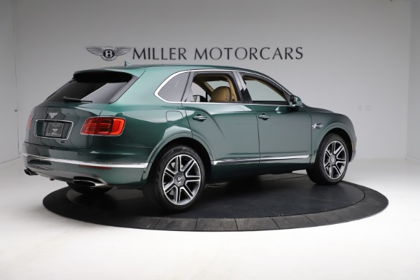 Used 2018 Bentley Bentayga W12 Signature for sale $159,900 at Aston Martin of Greenwich in Greenwich CT 06830 8