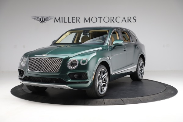 Used 2018 Bentley Bentayga W12 Signature for sale $159,900 at Aston Martin of Greenwich in Greenwich CT 06830 1