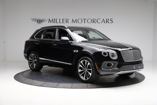 Used 2018 Bentley Bentayga W12 Signature for sale $153,900 at Aston Martin of Greenwich in Greenwich CT 06830 12