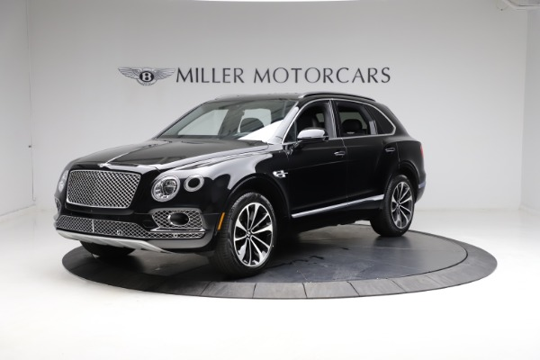 Used 2018 Bentley Bentayga W12 Signature for sale $153,900 at Aston Martin of Greenwich in Greenwich CT 06830 2