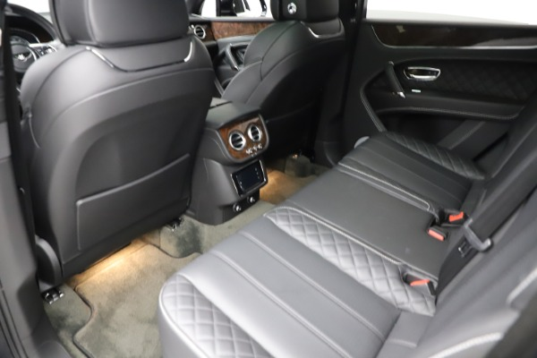 Used 2018 Bentley Bentayga W12 Signature for sale $153,900 at Aston Martin of Greenwich in Greenwich CT 06830 22
