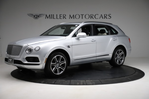 Used 2018 Bentley Bentayga Activity Edition for sale $152,900 at Aston Martin of Greenwich in Greenwich CT 06830 2